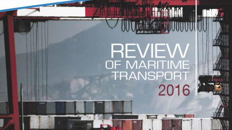 UNCTAD Report Maritime Transport 2016