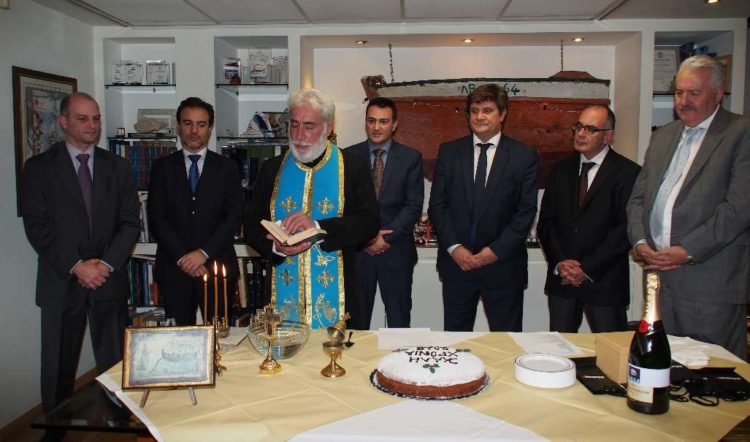 Εκδήλωση Βασιλόπιτας Χρηματοδοτών Ναυτιλίας