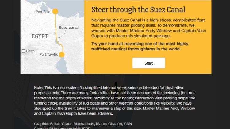 Για να δούμε…πόσοι θα περάσουμε το Suez μόνοι μας;